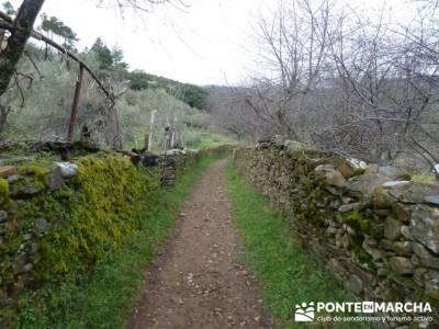 Las Hurdes: Agua y Paisaje;cantabria senderismo;senderismo cantabria